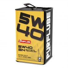 روغن موتور خودرو پرفلوب مدل SN 5W40 – حجم ۵ لیتر