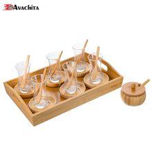 سرویس چای خوری ۲۲ پارچه بامبوم مدل BB2799