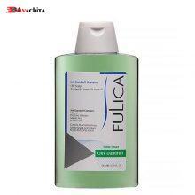 شامپو ضدشوره فولیکا مخصوص موهای چرب